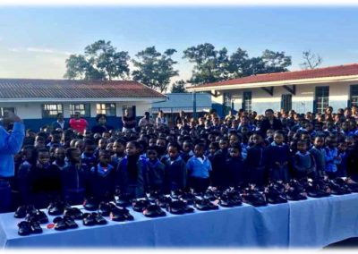 Shool Shoes for Orphans and the Vulnerable Famili