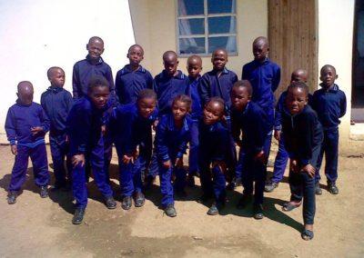 School with School Uniforms