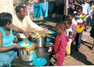 Light For Africa Ministry Food Project