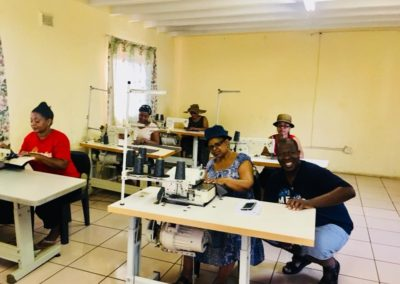 Light for Africa Ministries Sewing Project