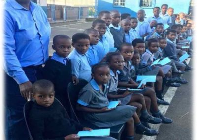 School Children Sponsored Uniforms and school shoes