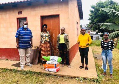 Feeding the Needy during te COVID-19 crisis
